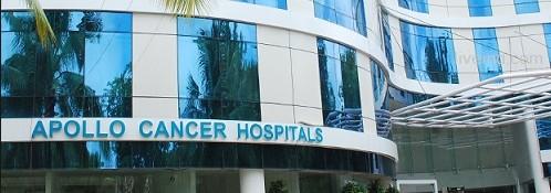 Apollo Cancer hospital, Chennai