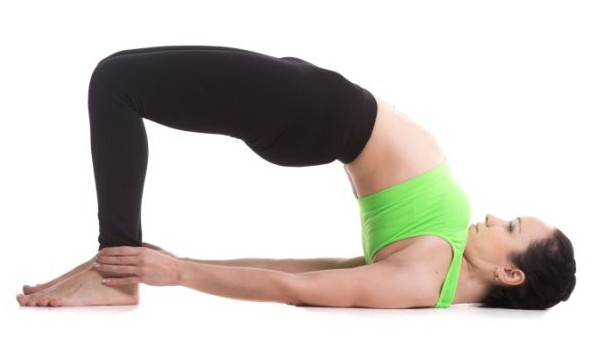 Bridge Pose For Weight Loss