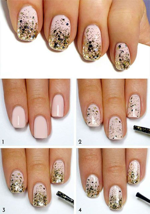 easy simple nail art designs