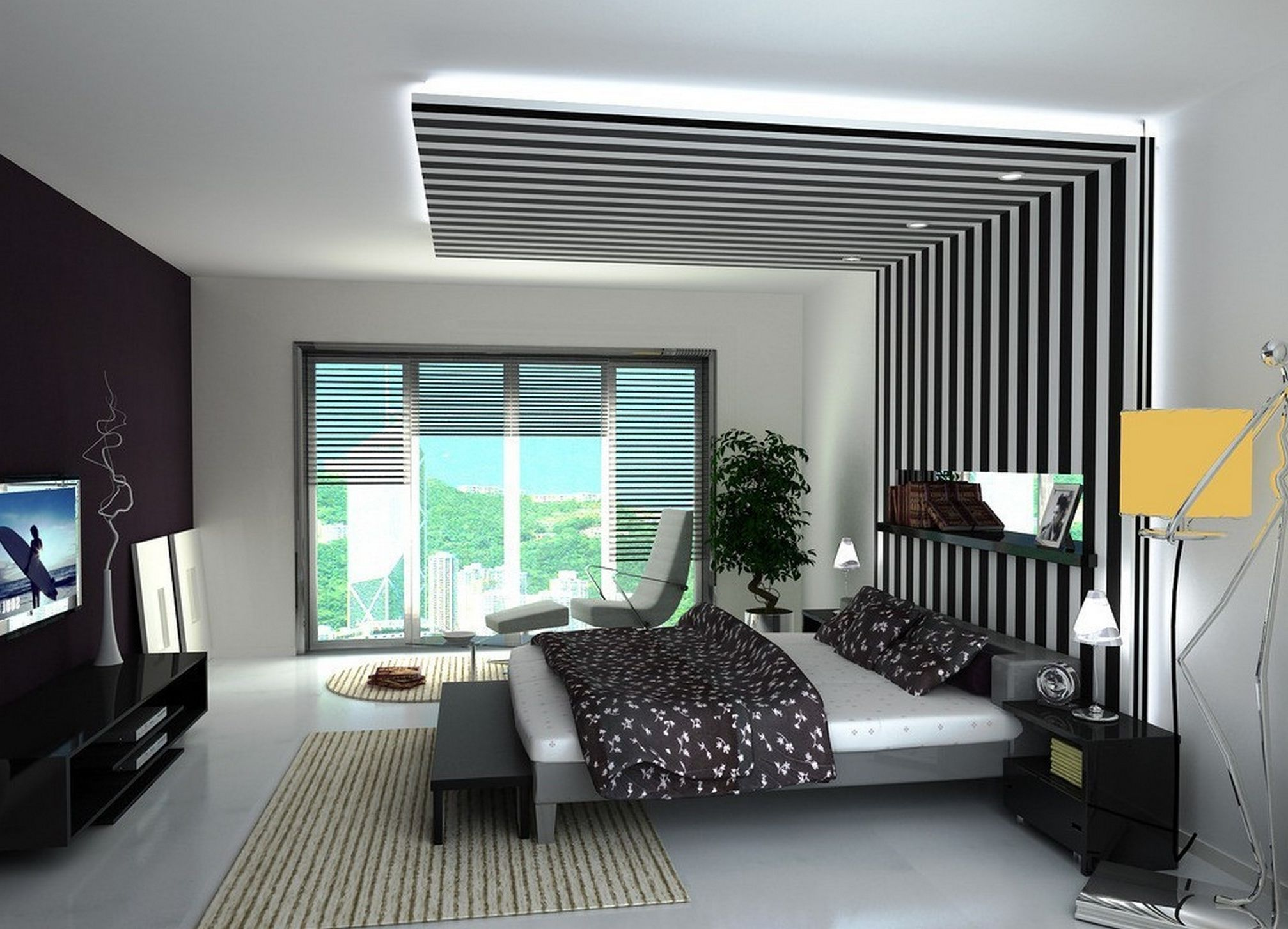 false ceiling designs for bedroom - False Ceiling Design For Bedroom