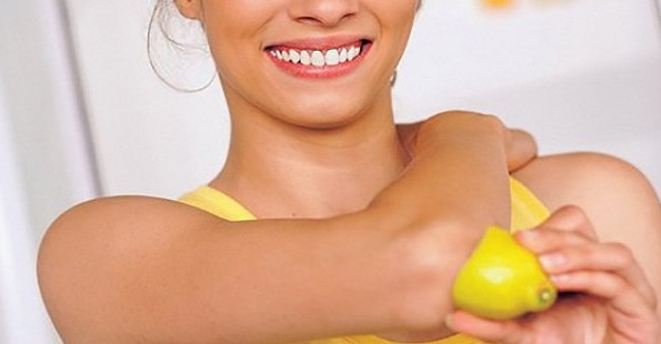 Lemon To Remove Dry Skin From elbow