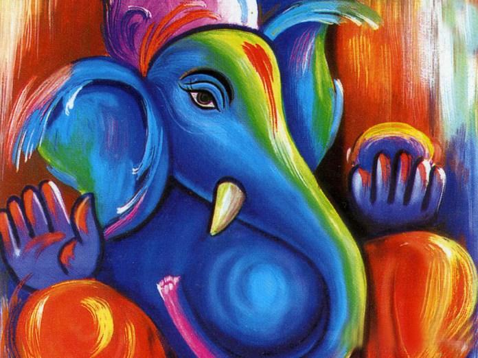 ganpati ji beautiful images