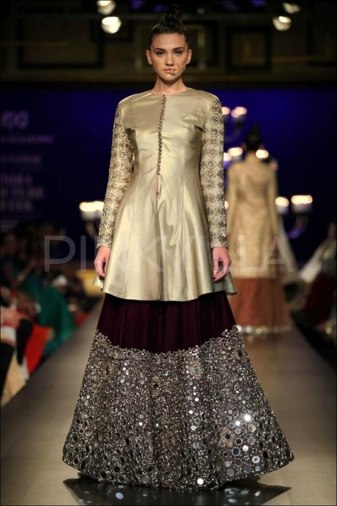 Manish Malhotra Bridal Collection 2015