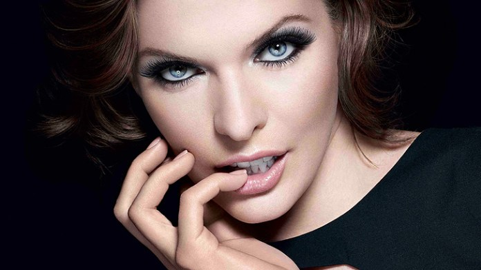 Milla jovovich most beautiful eyes in the world
