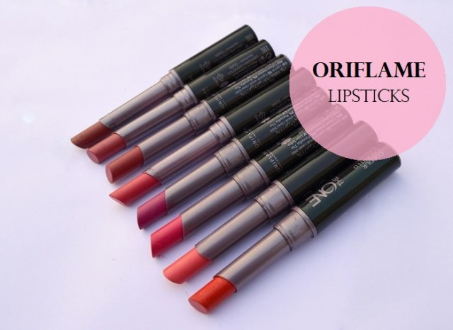 oriflame lipsticks shades for dusky skin tone