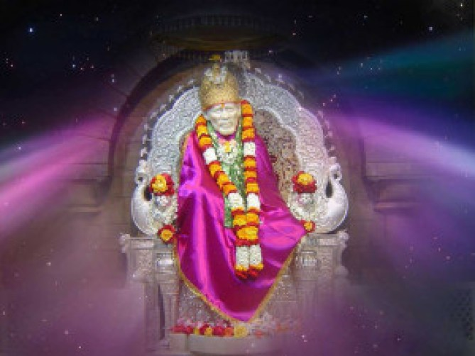 sai baba beautiful images