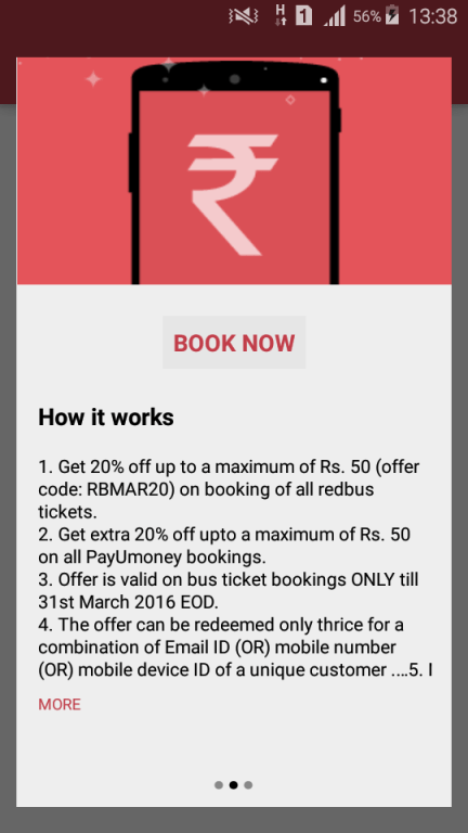 Hdfc coupon code for redbus 2018
