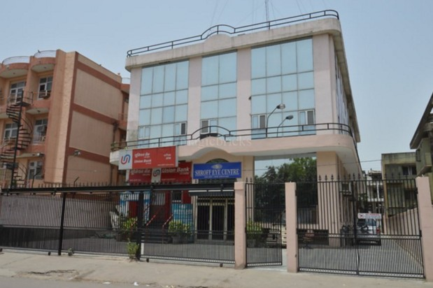 Shroff Eye Hospital-New Delhi