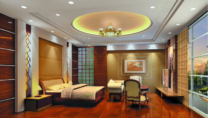 Unique False Ceiling Designs In Indian Bedrooms
