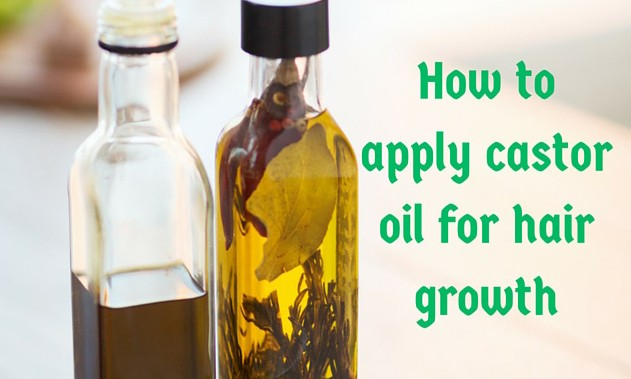 Use Castor Oil For Hair Growth
