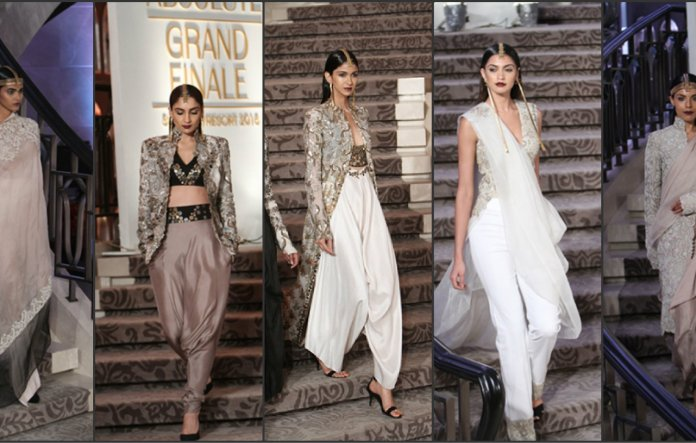 Anamika Khanna Bridal Collection 2015