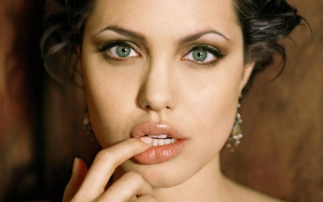 angelina jolie Beautiful most eyes Prettiest eyes in the world actress wallpapers