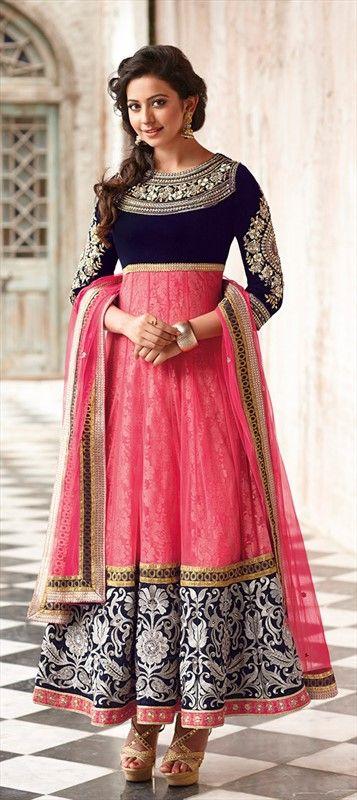 Designs Of Salwar Suit Neck