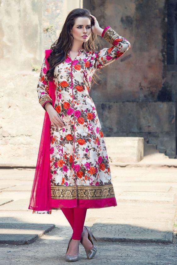 churidar suit designs