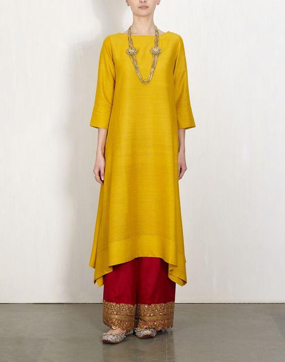 kurta design for female