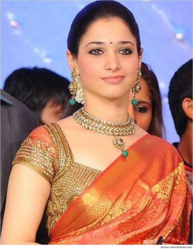 blouse design for silk saree