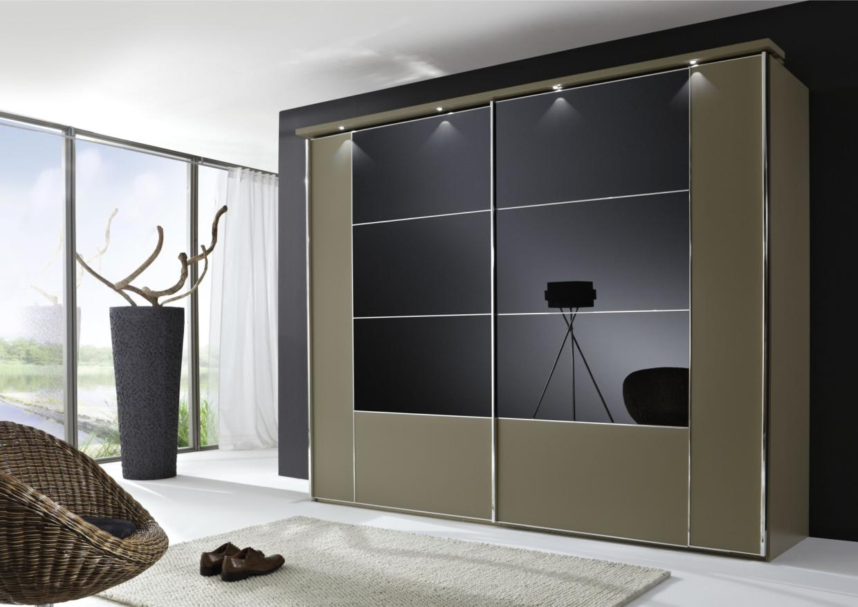 Bedroom wardrobe designs - One Of The Best Structures Available In The Wardrobe Designs The Modern Designs Of Wardrobes Makes The Room Quite Beautiful And Attractive