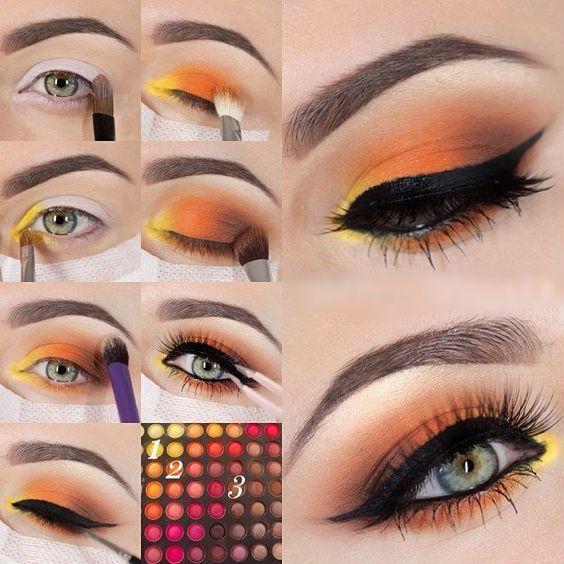eye make up tips