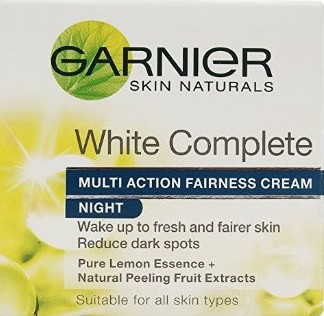 Garnier Skin Natural White Complete Night Cream