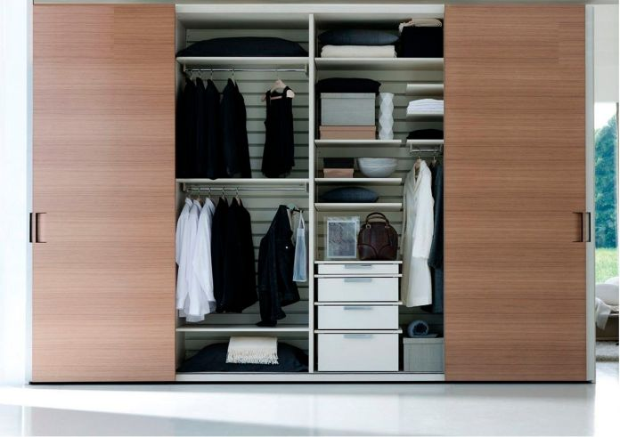 latest Wardrobe designs for bedrooms