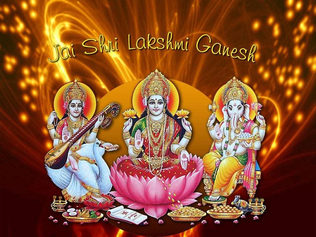 Hd wallpaper ganesh ji - Ganpati Ji With Maa Saraswati Photos