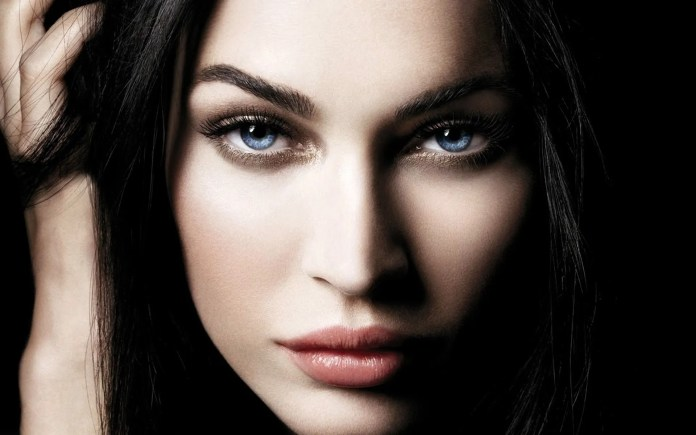 megan-fox sexy eyes beautiful eyes attractive eyes Hollywood actress wallpapers