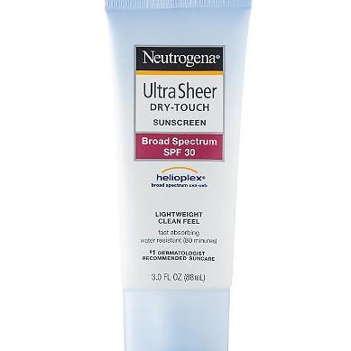 neutrogena ultra sheer