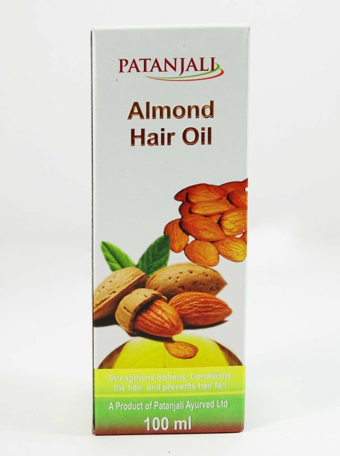 almond hair oil for hair growth