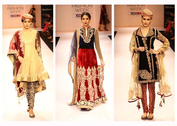 Shyamal And Bhumika Bridal Collection 2015