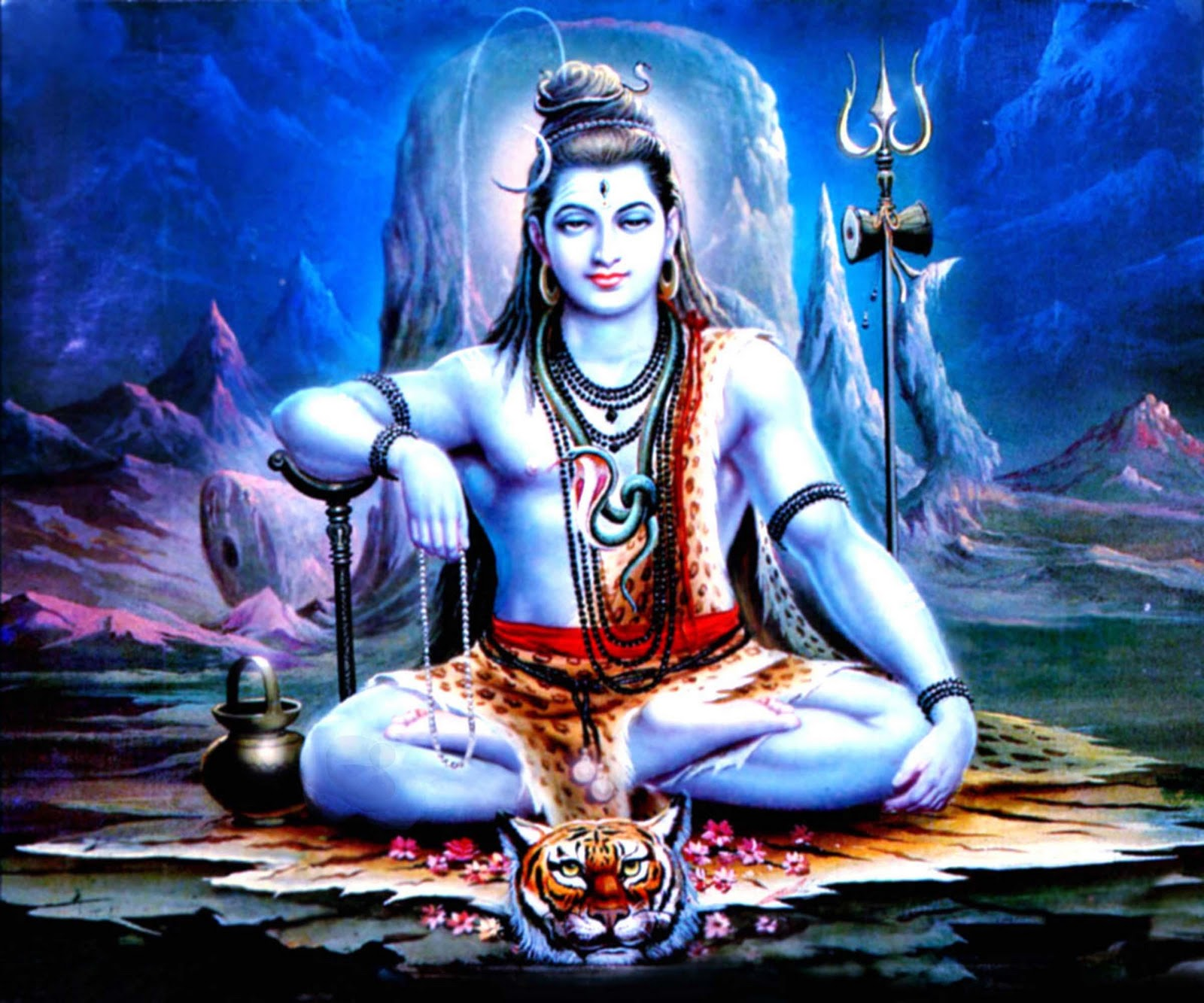 LORD SHIVA BEST RELIGIOUS MYSTERY OF INDIAN LORD SHIVA WILL BLOW ...