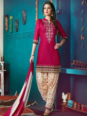 simple salwar kameez photos