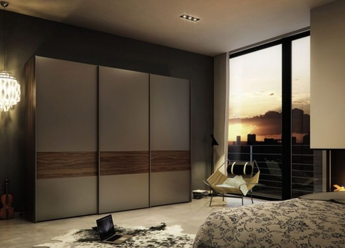 sliding wardrobes designs for bedrooms