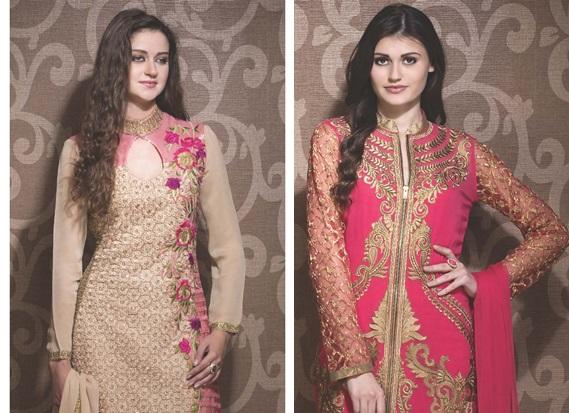 salwar suits neck designs 2016