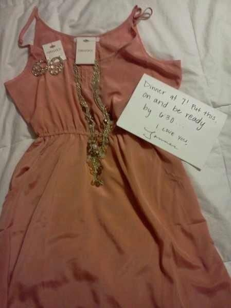 surprises for her