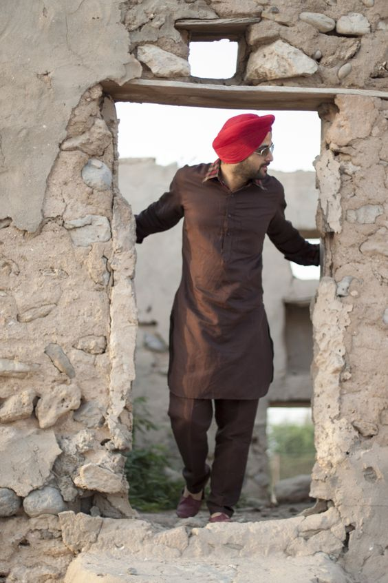 sikh wear kurta pajama