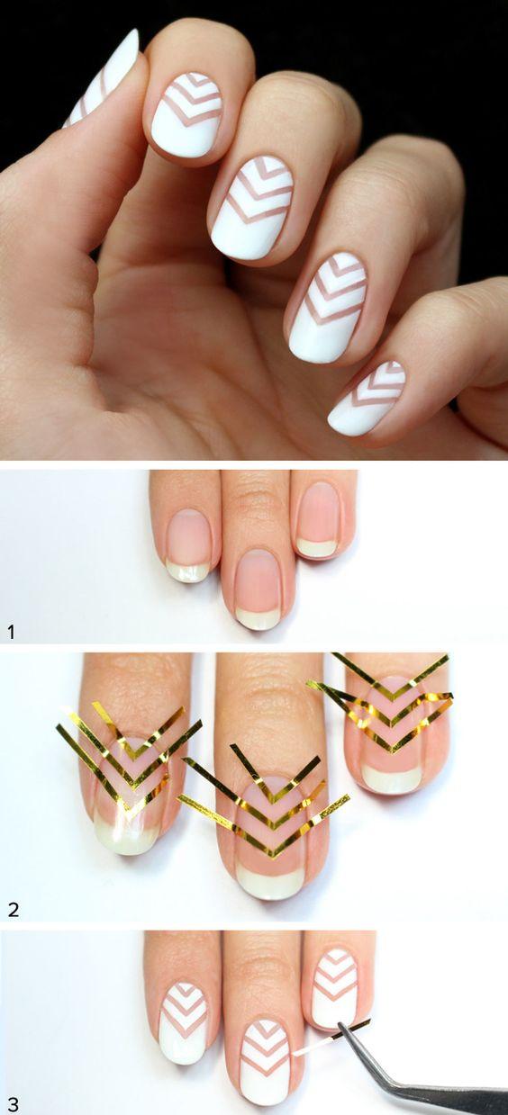 nail art tutorial images
