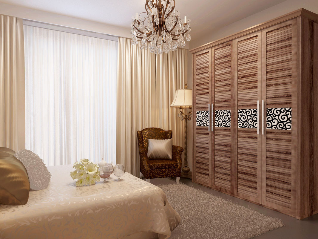 Bedroom wardrobe designs - Indian Wardrobes Designs The Interior Of The Room Looks Quite Indian The Handles Of The Wardrobes Looks Quite Easy And Comfortable To Use