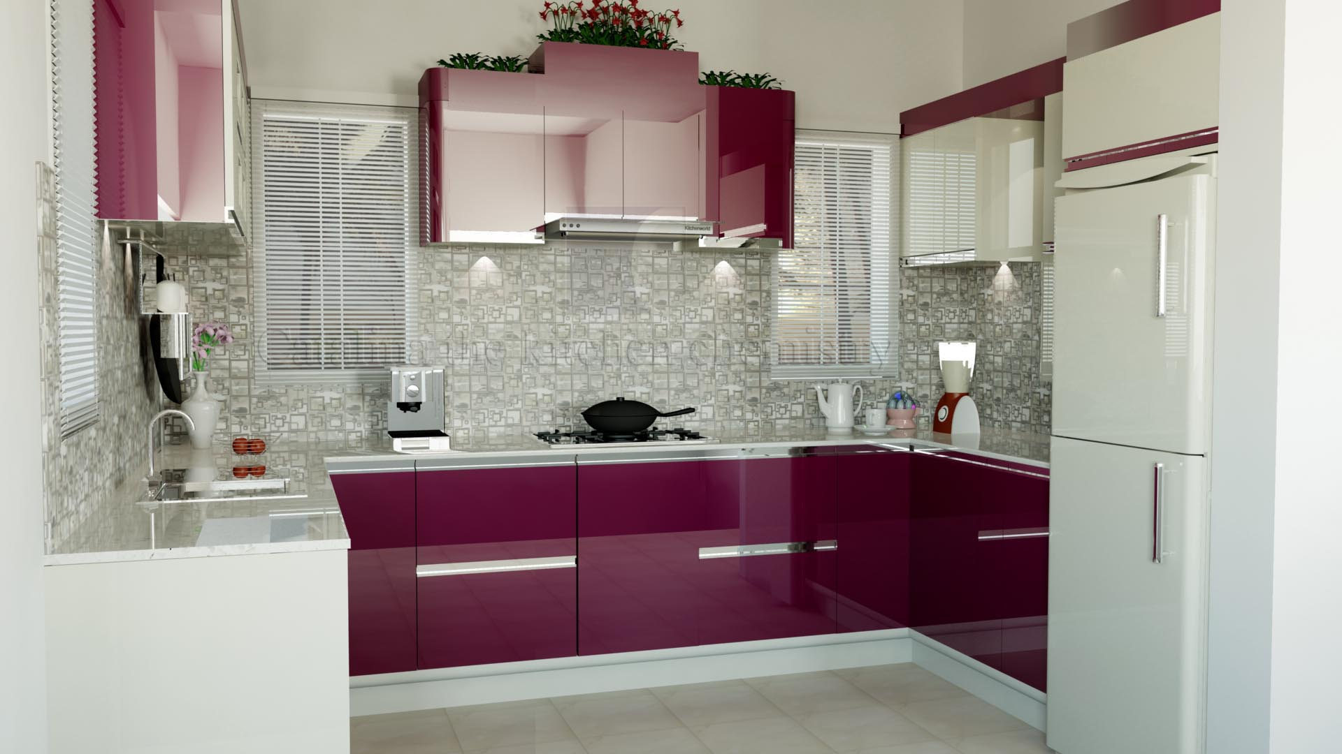 Parallel Kitchen Design Ideas