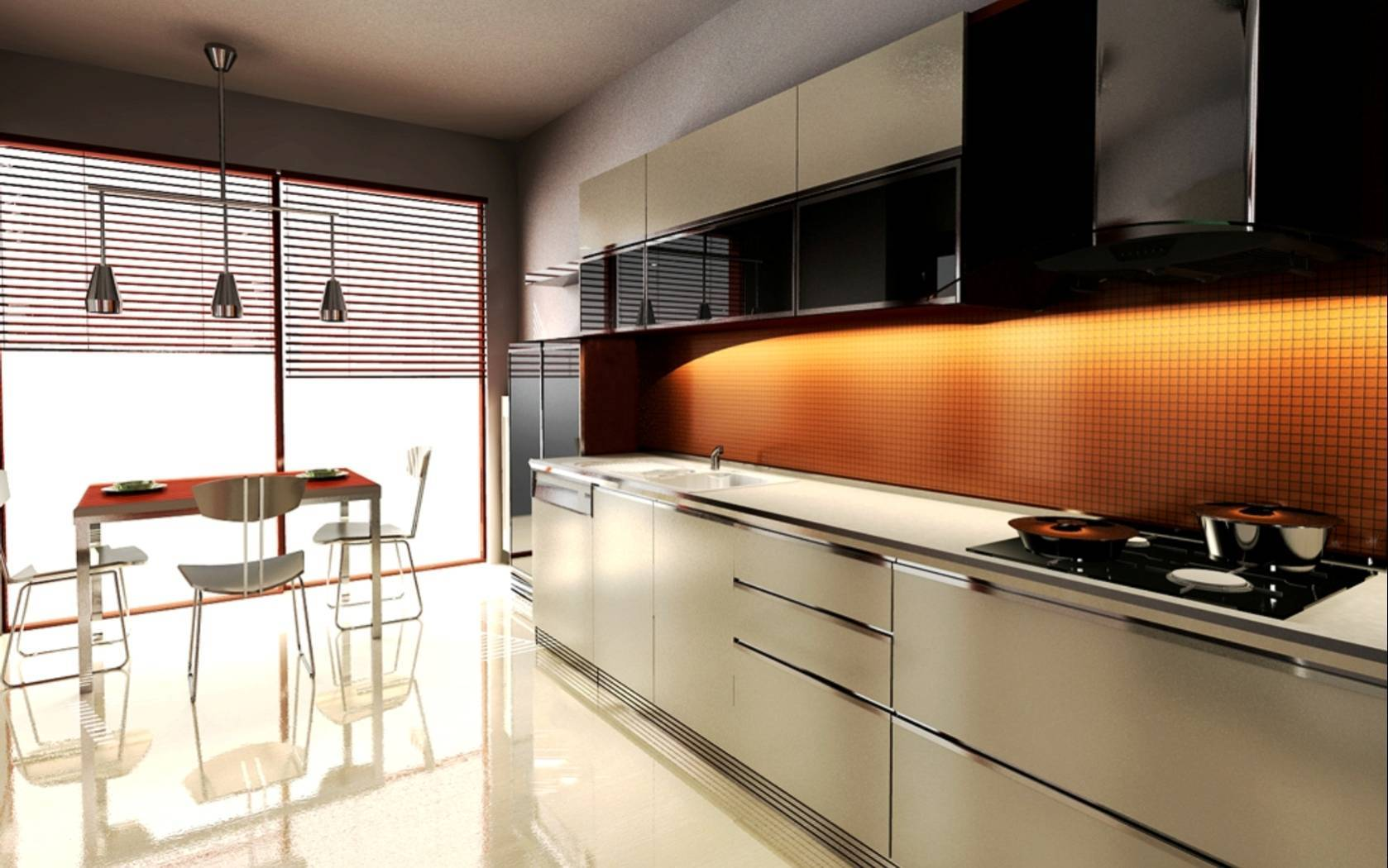 Design Indian Kitchen Delhi