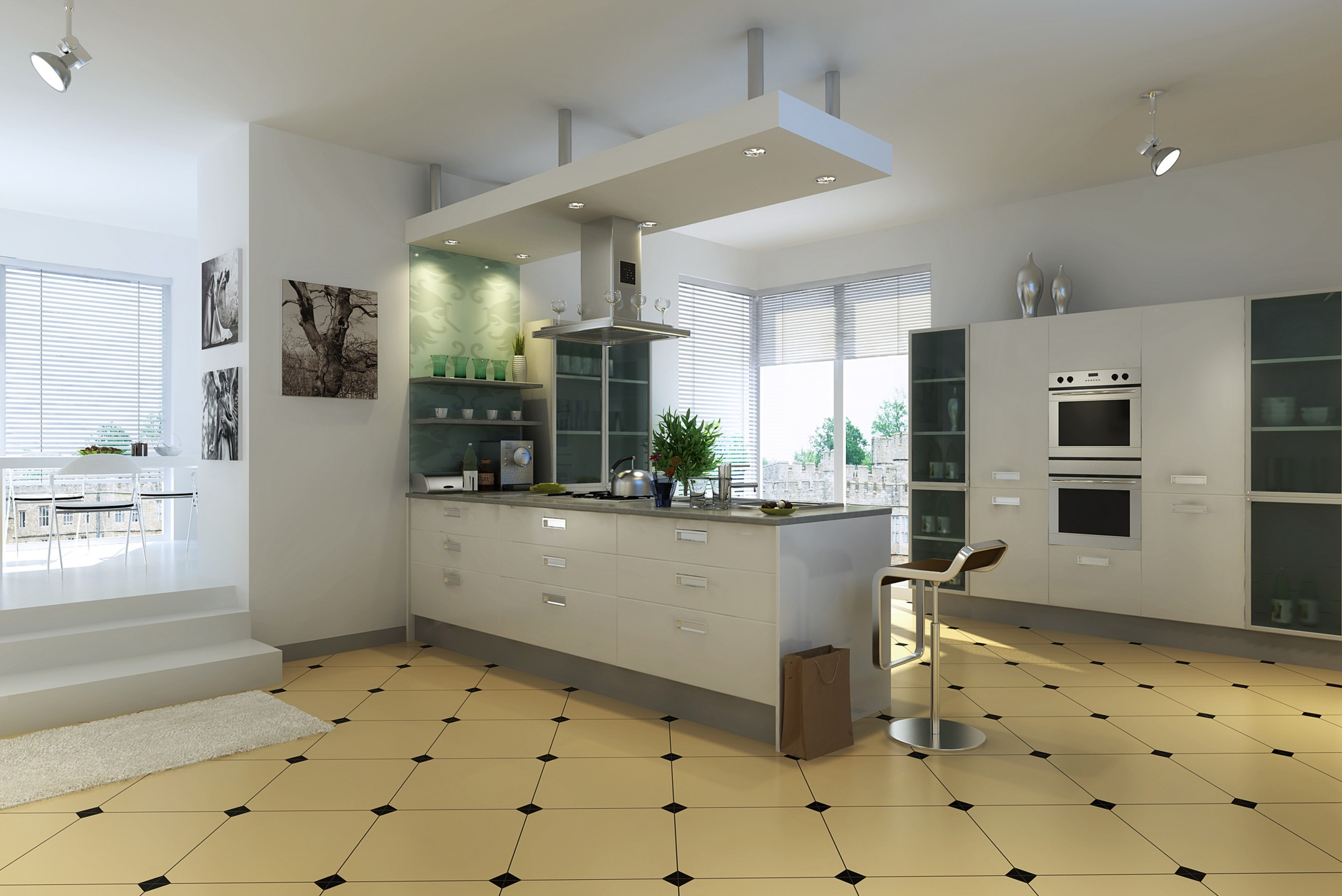 25 latest design ideas of modular kitchen pictures for Modern kitchen design tamilnadu