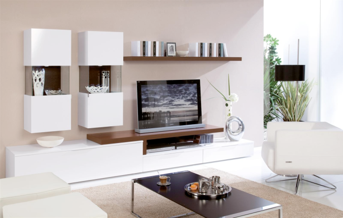 tv wall unit design