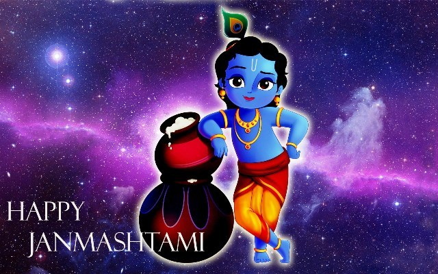 krishna janmashtami photos collection