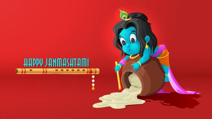 krishna janmashtami photo gallery