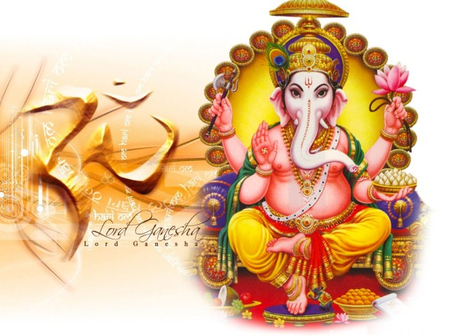 God Ganesha Hd Wallpapers