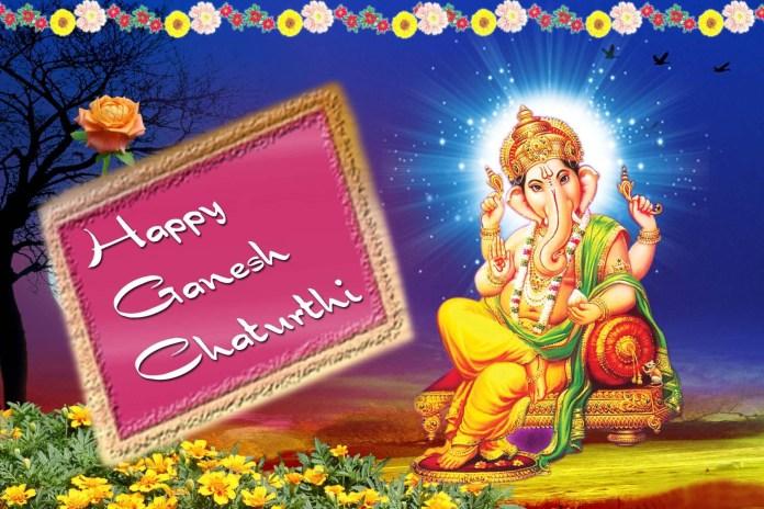 happy ganesha chaturthi wishes images