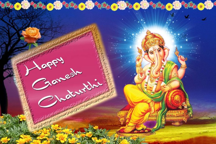 happy ganesha chaturthi wishes images