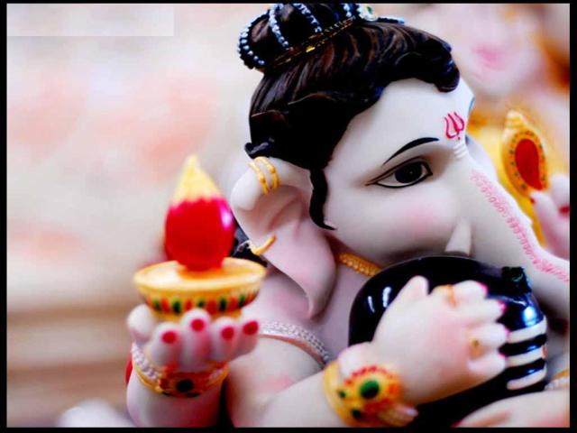 cute bal ganesha hd wallpapers