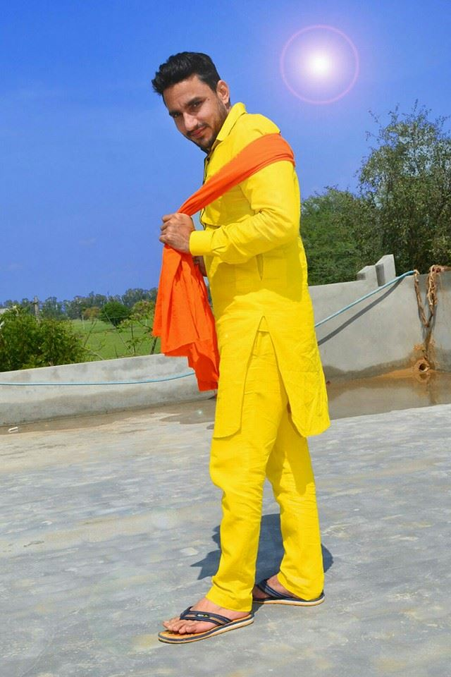 yellow kurta pajama designs