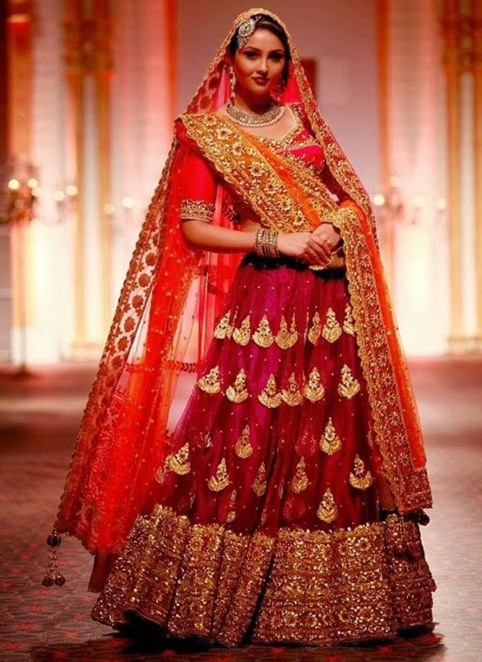 Best Bridal Designers Wedding Dresses On Rent In Delhi