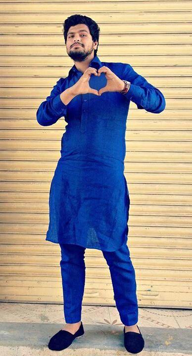 punjabi singer kurta pajama